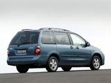 Photos of Mazda MPV 2002–06