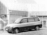Pictures of Mazda MPV 1990–95