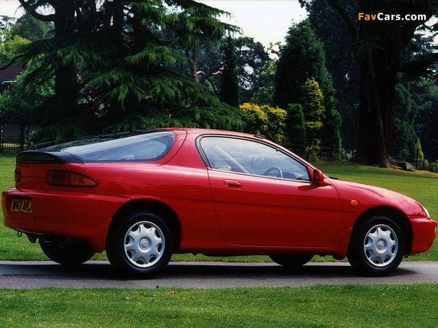 Images of Mazda MX-3 UK-spec 1991–98 (640 x 480)