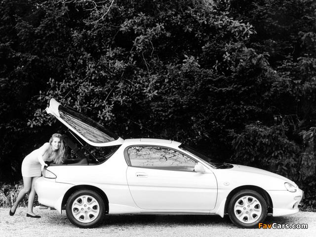 Mazda MX-3 1991–98 wallpapers (640 x 480)