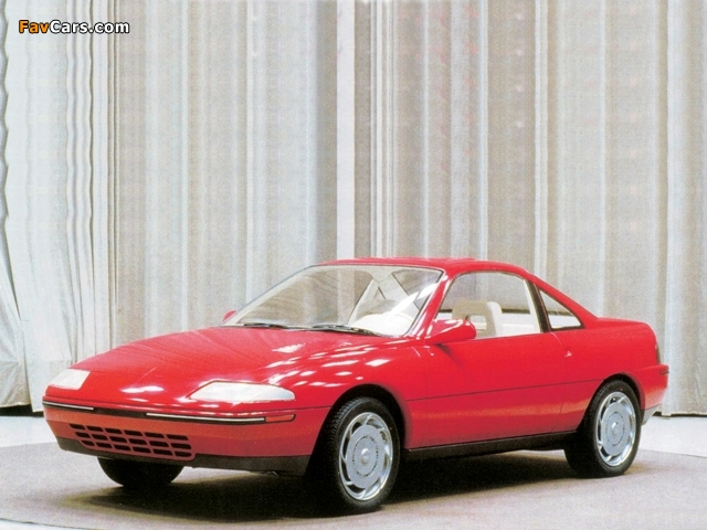 Images of Mazda MX-5 Coupe Prototype 1988 (640 x 480)