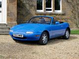Images of Mazda MX-5 UK-spec (NA) 1989–97