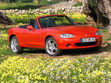 Images of Mazda MX-5 Roadster (NB) 1998–2005