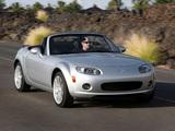 Images of Mazda MX-5 Roadster US-spec (NC) 2005–08