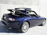 Images of Mazda MX-5 Roadster-Coupe AU-spec (NC) 2005–08