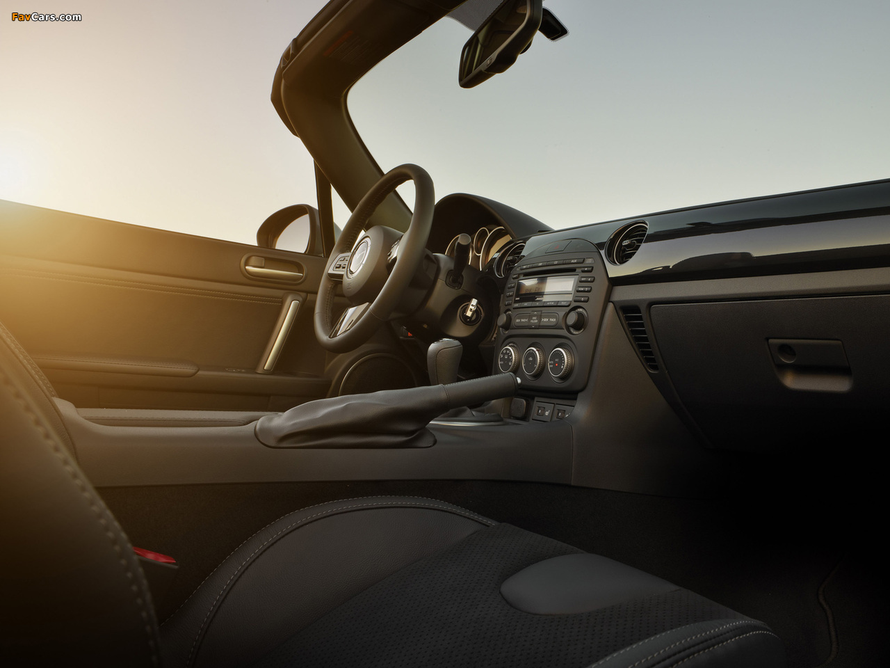 Images of Mazda MX-5 Roadster (NC3) 2012 (1280 x 960)
