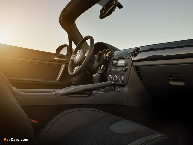 Images of Mazda MX-5 Roadster (NC3) 2012 (800 x 600)