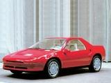 Mazda MX-5 Coupe Prototype 1988 photos