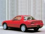 Mazda MX-5 Coupe Prototype 1988 wallpapers