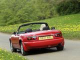 Mazda MX-5 UK-spec (NA) 1989–97 photos
