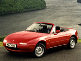 Mazda MX-5 UK-spec (NA) 1989–97 pictures