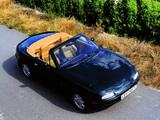 Mazda MX-5 (NA) 1989–97 wallpapers