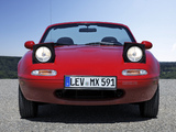Mazda MX-5 (NA) 1989–97 wallpapers