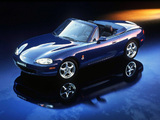 Mazda MX-5 10th Anniversary (NB) 1999 photos