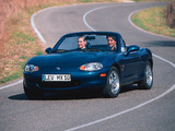 Mazda MX-5 10th Anniversary (NB) 1999 pictures