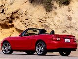 Mazdaspeed MX-5 Roadster (NB) 2002–05 images