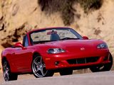 Mazdaspeed MX-5 Roadster (NB) 2002–05 photos