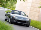 Mazda MX-5 Roadster (NC1) 2005–08 images