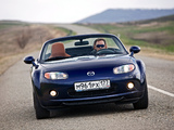 Mazda MX-5 Roadster-Coupe (NC) 2005–08 images