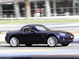 Mazda MX-5 Roadster-Coupe AU-spec (NC) 2005–08 photos