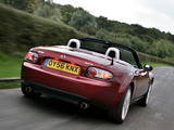 Mazda MX-5 Roadster-Coupe UK-spec (NC1) 2005–08 photos