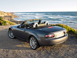 Mazda MX-5 Roadster (NC1) 2005–08 photos
