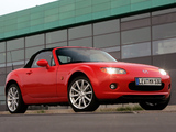 Mazda MX-5 Roadster (NC1) 2005–08 pictures