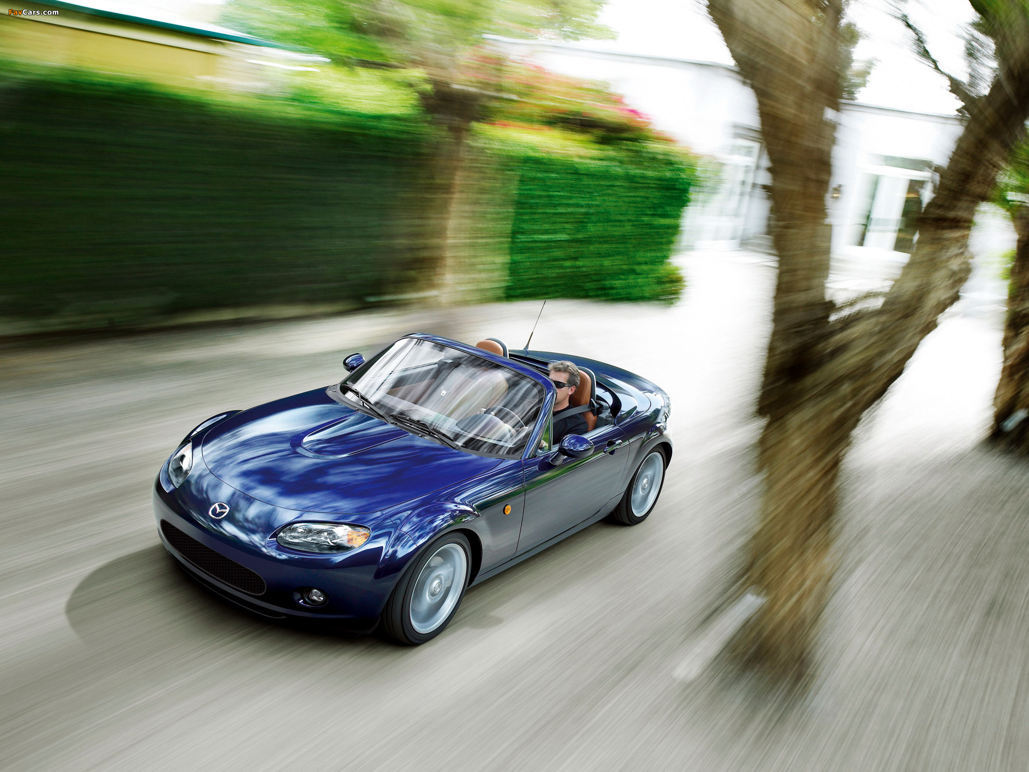 Mazda MX-5 Roadster-Coupe (NC) 2005–08 pictures (2048 x 1536)