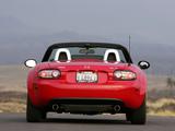 Mazda MX-5 Roadster US-spec (NC) 2005–08 pictures