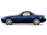 Mazda MX-5 Roadster-Coupe (NC) 2005–08 pictures