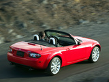 Mazda MX-5 Roadster US-spec (NC) 2005–08 wallpapers