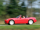 Mazda MX-5 Roadster (NC1) 2005–08 wallpapers