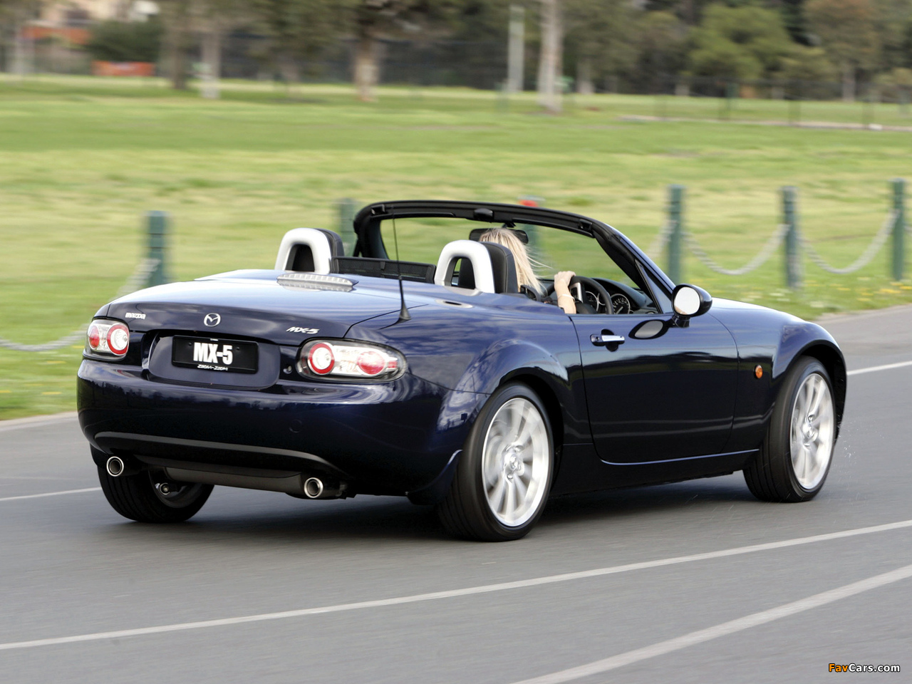 Mx 5 Roadster >> Mazda MX-5 Roadster-Coupe AU-spec (NC) 2005–08 wallpapers (1280x960)