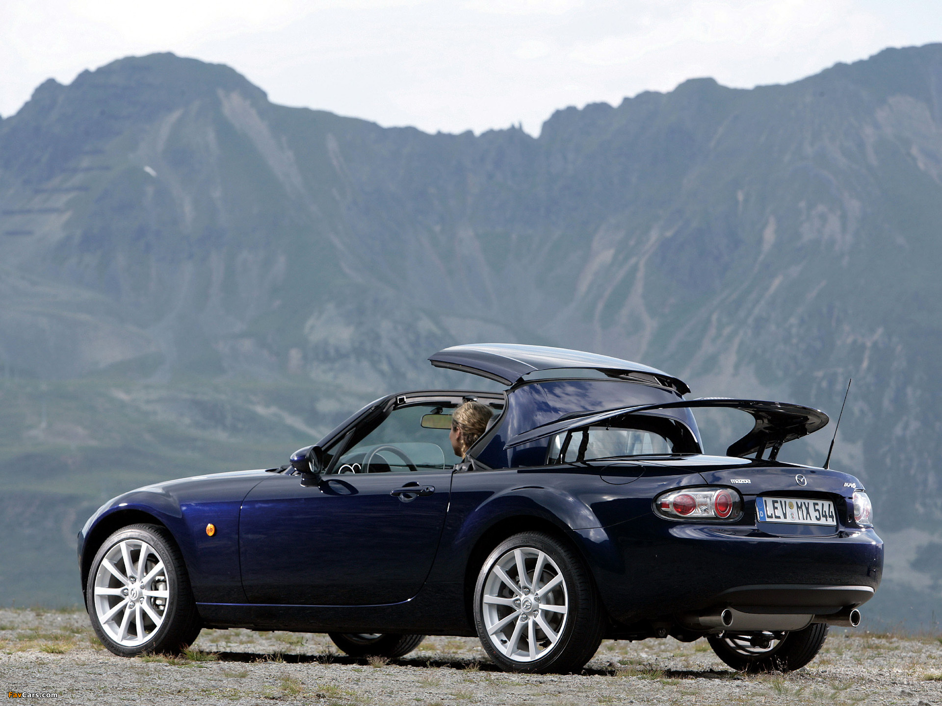 mazda mx 5 roadster coupe nc 2005 08 wallpapers 1920x1440. Black Bedroom Furniture Sets. Home Design Ideas