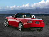 Mazda MX-5 Roadster US-spec (NC) 2005–08 wallpapers