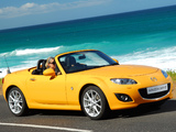 Mazda MX-5 Roadster-Coupe ZA-spec (NC2) 2008–12 images