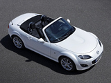 Mazda MX-5 Roadster (NC2) 2008–12 images