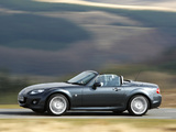 Mazda MX-5 Roadster-Coupe UK-spec (NC2) 2008–12 images