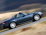 Mazda MX-5 Roadster-Coupe UK-spec (NC2) 2008–12 photos