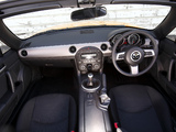 Mazda MX-5 Roadster AU-spec (NC2) 2008–12 photos