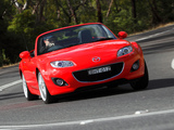 Mazda MX-5 Roadster-Coupe Sports (NC2) 2008–12 photos