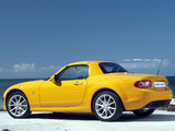 Mazda MX-5 Roadster-Coupe ZA-spec (NC2) 2008–12 pictures