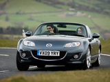 Mazda MX-5 Roadster-Coupe UK-spec (NC2) 2008–12 pictures