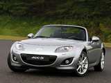 Mazda MX-5 Roadster (NC2) 2008–12 pictures