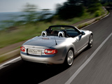 Mazda MX-5 Roadster-Coupe (NC) 2008 pictures