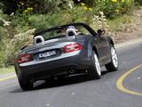 Mazda MX-5 Roadster-Coupe AU-spec (NC2) 2008–12 wallpapers