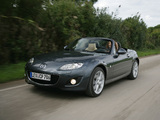 Mazda MX-5 Roadster-Coupe (NC) 2008 wallpapers