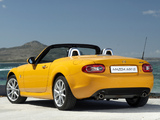 Mazda MX-5 Roadster-Coupe ZA-spec (NC2) 2008–12 wallpapers