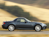 Mazda MX-5 Roadster-Coupe UK-spec (NC2) 2008–12 wallpapers