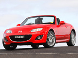 Mazda MX-5 Roadster-Coupe Sports (NC2) 2008–12 wallpapers